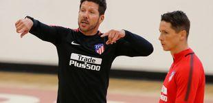 Post de El Atlético de Madrid de Simeone, una trituradora de delanteros