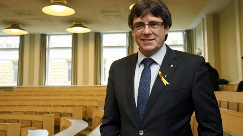 La Mesa del Parlament acepta la delegación del voto de Puigdemont