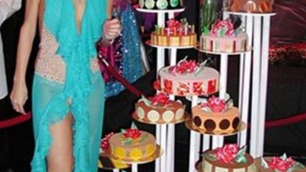 Paris Hilton cumple 35 años: su lujosa (y polémica) vida en 35 imágenes