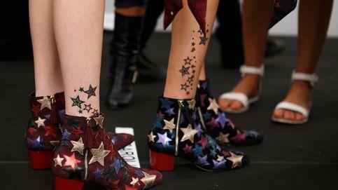 Tommy Hilfiger firma los zapatos con estrellas de Alexa Chung