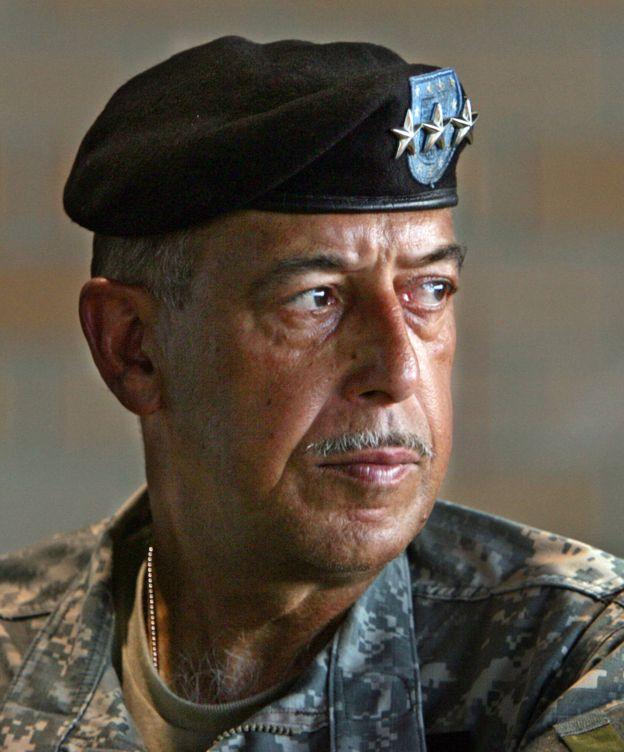 Foto: El teniente general retirado Russel Honoré, en 2005.