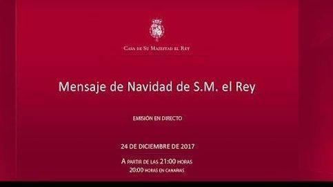 Mensaje de Navidad del rey Felipe VI de 2017