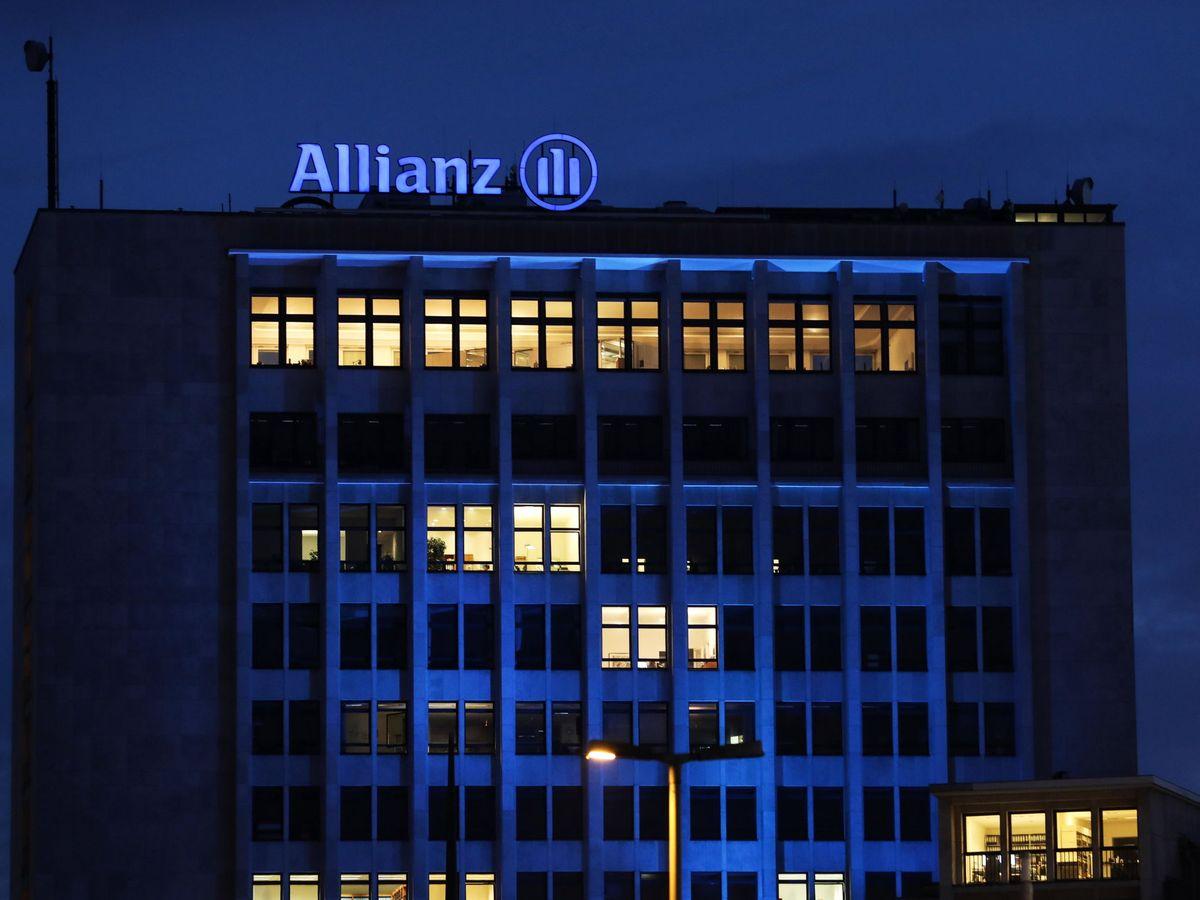 Foto: Sede de Allianz en Berlín (EFE)