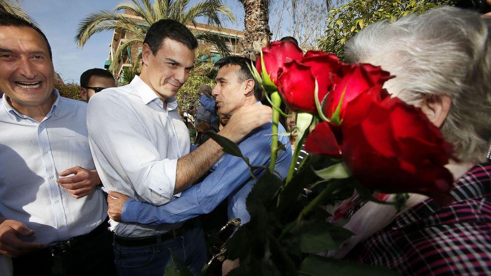 El PSOE es un volcán durmiente