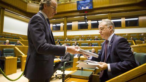 Del 'zasca' entre Alonso y Urkullu por el libro de Rajoy a la refriega por la charla del etarra
