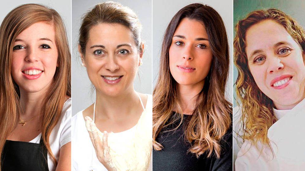 Foto: Mery García, Susana Pérez, Marta Sanahuja y Rebeca de Torres.
