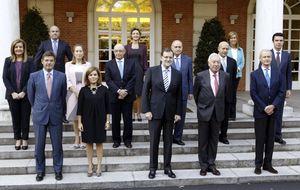 La mayoría del Gobierno, favorable a negociar con Mas tras el 9N