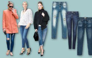 Di adiós a pitillos y 'boyfriend', estos son los nuevos jeans que adorarás...