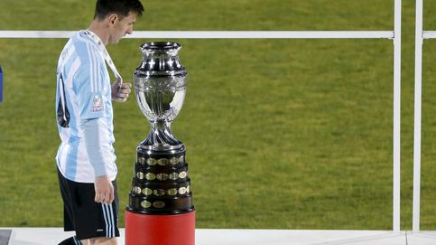 Pese a Maradona, Messi siempre acudirá a la llamada de Argentina