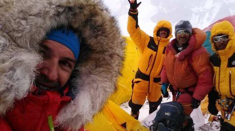 Suspendida la búsqueda de Sadpara, Mohr y Snorri en el K2