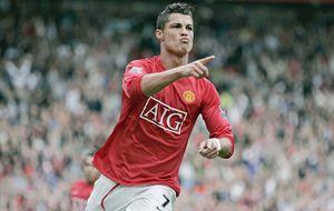Cristiano, su futuro en el Madrid y su amor por el Manchester United
