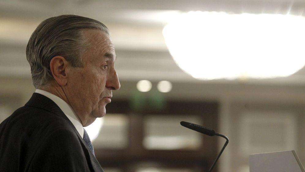 Foto: El presidente de CNMC, José María Marín Quemada. (EFE)