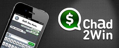 Foto: Llega Chad2Win, la 'app' de mensajería instantánea que te paga por utilizarla