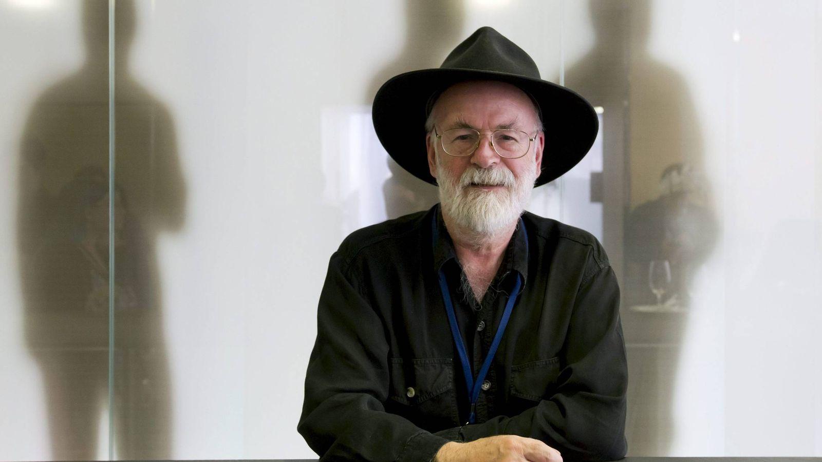 Foto: Muere el escritor británico Terry Pratchett tras una larga lucha contra el alzheimer (EFE)