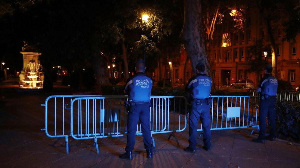 Foto: La Policía Municipal deberá colaborar en la vigilancia de las restricciones. (EFE)