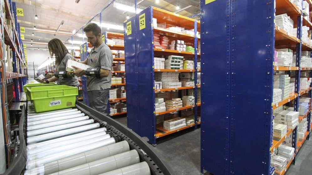 Foto: La Generalitat se ha quedado sin dinero para pagar los medicamentos a sus farmacias (EFE)