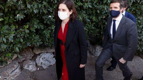 Casado aprovechará el fiasco de Murcia y el 4-M para acabar con Cs y Arrimadas