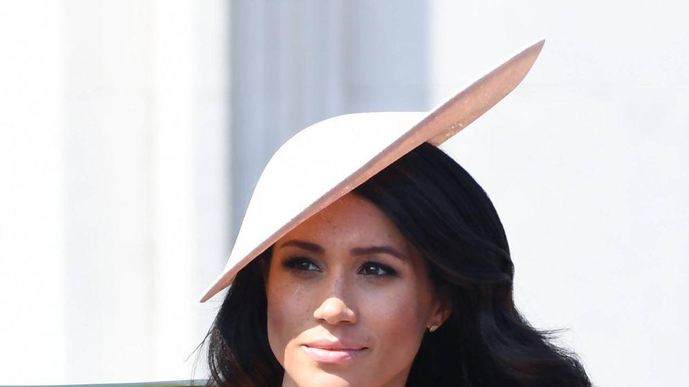 Foto:  La duquesa de Sussex estaba espectacular. (Gtres9