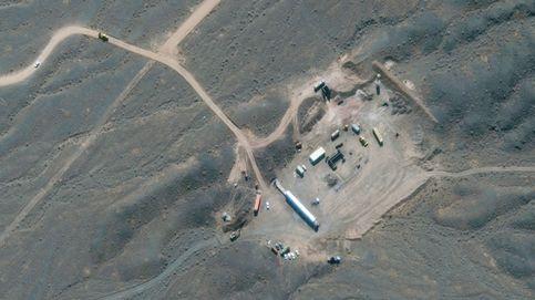 Irán califica de terrorismo nuclear el apagón en su central atómica de Natanz