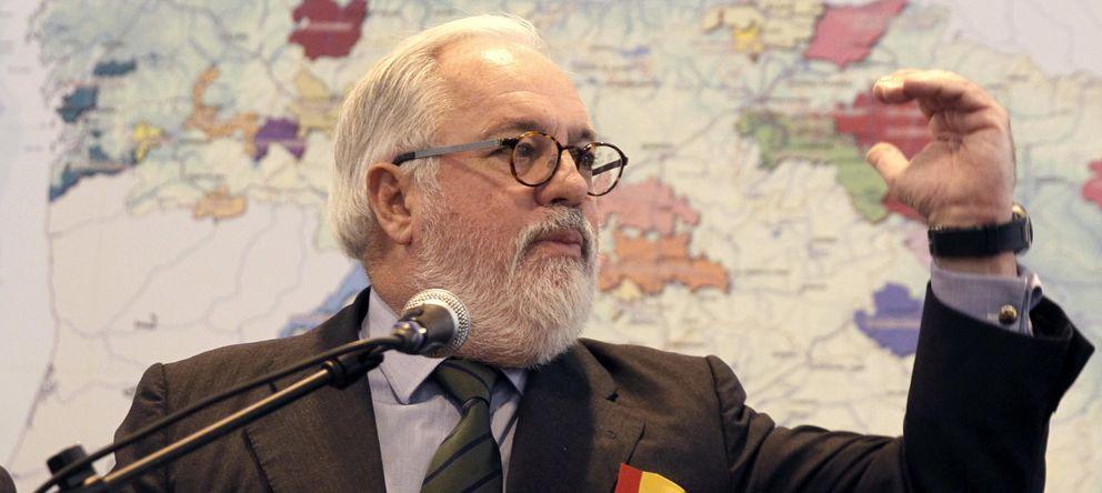 Foto: El ministro de Agricultura, Alimentación y Medio Ambiente, Miguel Arias Cañete. (EFE)