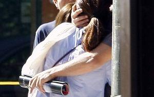 Los familiares de Silvia Abascal, preocupados por su estado de salud
