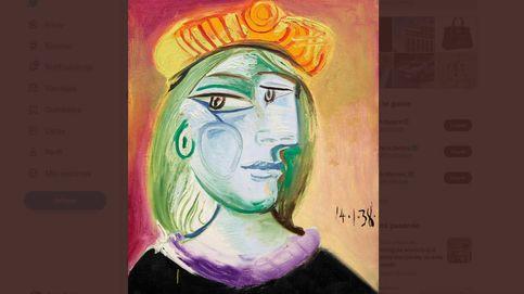 Subasta en el casino de Las Vegas: 11 obras de Picasso cambian de manos por 109 M