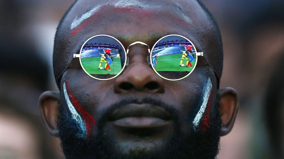 Las mejores imágenes de la Eurocopa de Francia
