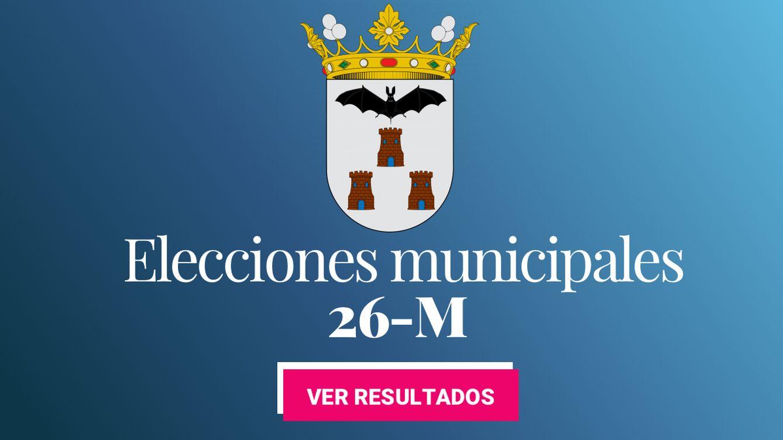 Resultados de las elecciones municipales 2019 en Albacete: empate a concejales