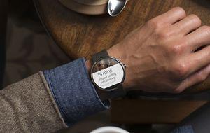 LG, Samsung y Motorola presentan sus 'smartwatches' basados en Android