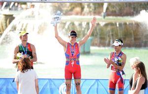Javier Gómez Noya puede volver a ser hoy el 'rey' del triatlón mundial