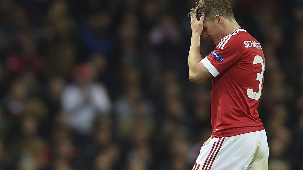 Mou manda a Schweinsteiger con el filial y su hermano exige respeto