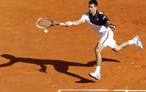 Djokovic se 'borra' del Masters 1.000 de Madrid por una lesión