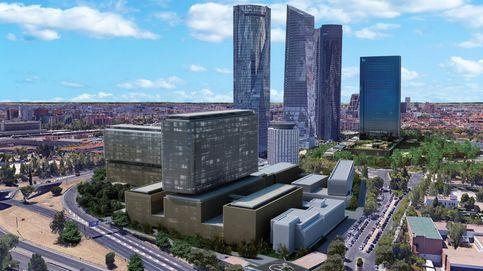 Madrid levantará en el Hospital La Paz 4 edificios más y un hotel para familiares