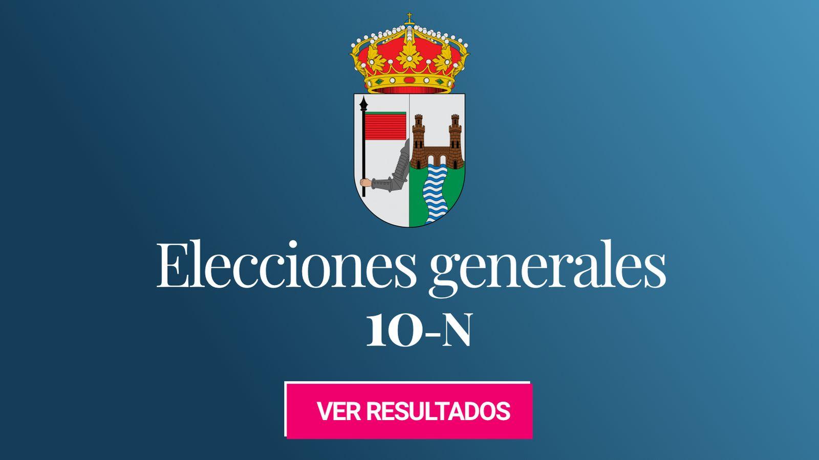Foto: Elecciones generales 2019 en Zamora. (C.C./EC)
