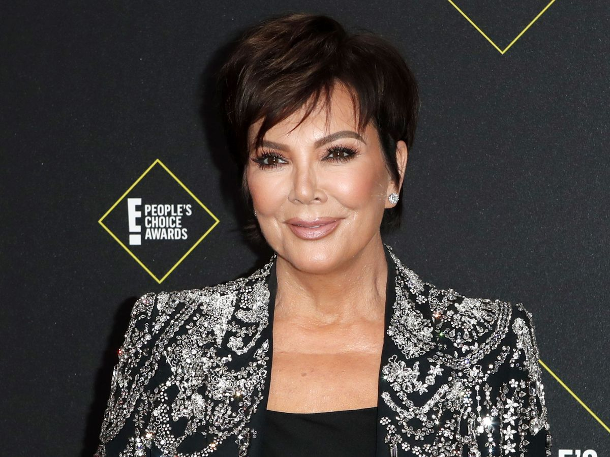 Foto: Kris Jenner, en los People's Choice Awards de 2019. (EFE)
