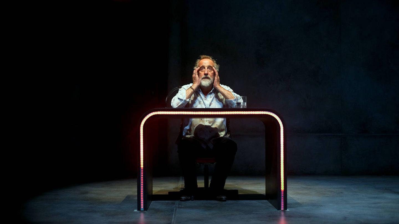 Gonzalo de Castro protagoniza 'Idiota'. (Vanessa Rabade)