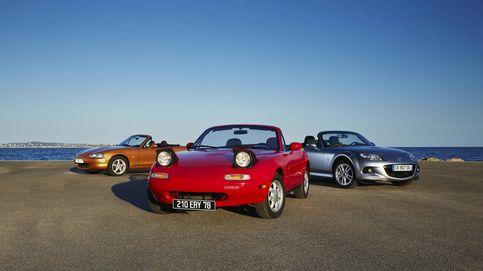 Mazda MX5, 30 años y un millón de unidades