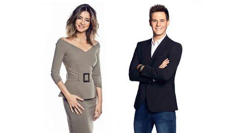 Barneda y Gálvez, la extraña pareja para las Campanadas de Mediaset