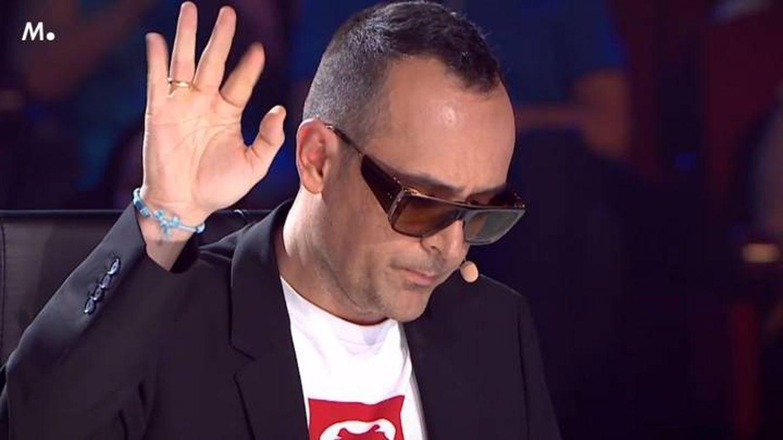 Un concursante de 'Got Talent' se encara con Risto Mejide y denuncia sus contradicciones