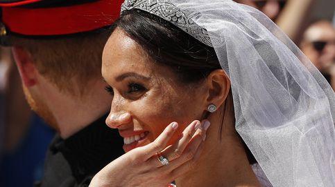 Qué queda del maquillaje de Meghan Markle para su boda en su nueva vida