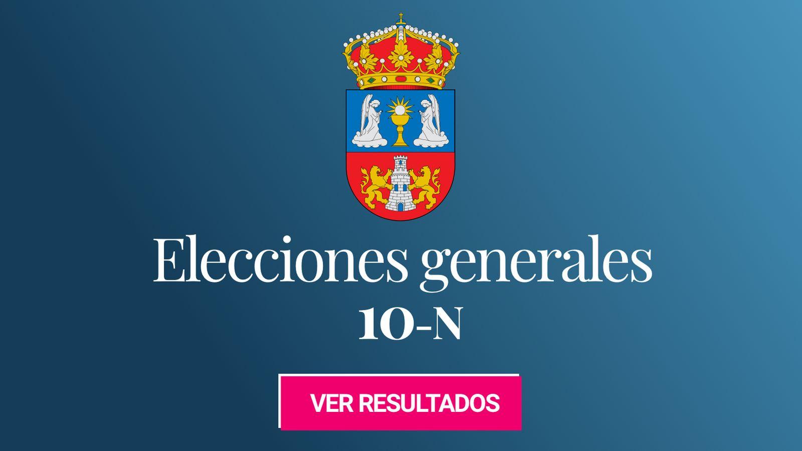 Foto: Elecciones generales 2019 en la provincia de Lugo. (C.C./SanchoPanzaXXI)