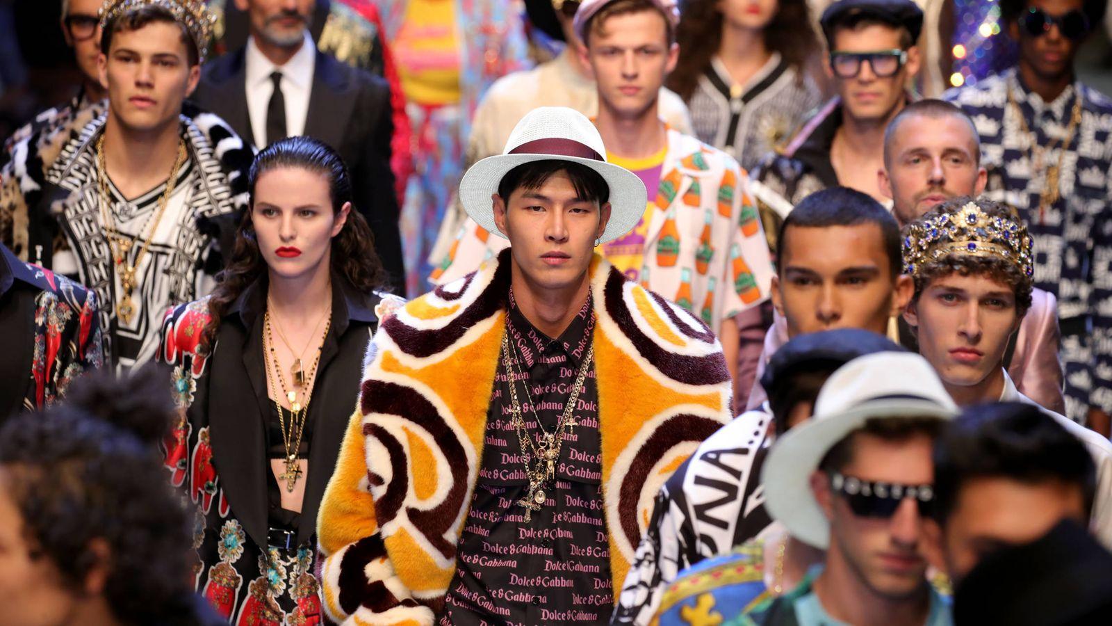 Foto: Dolce & Gabbana. (Getty)