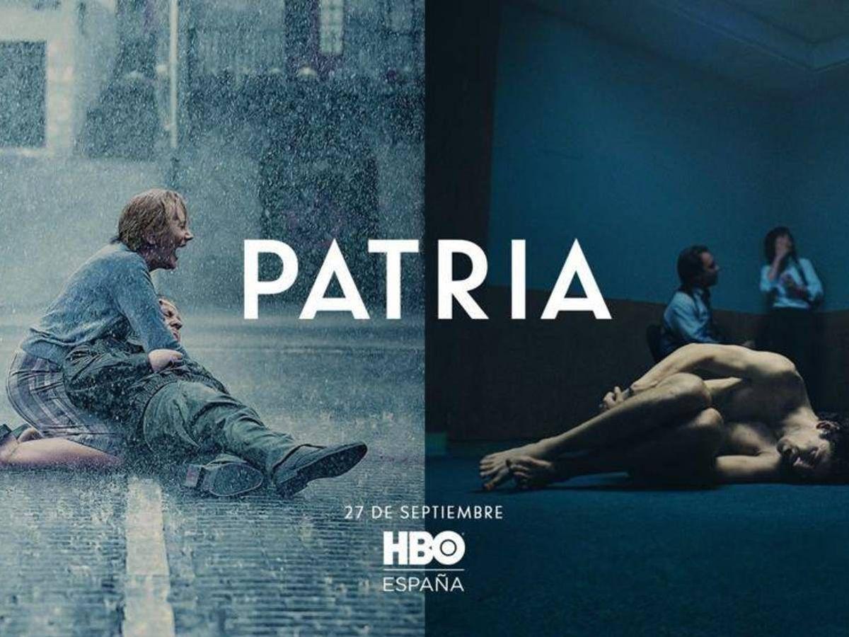 Foto: Cartel de 'Patria' de HBO.
