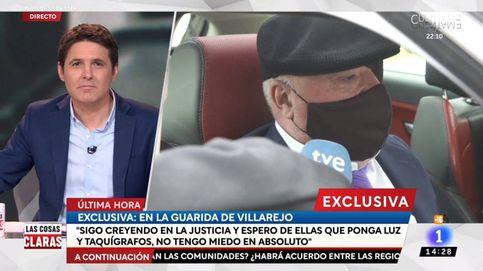 La gravísima acusación de Villarejo a una tertuliana de Jesús Cintora en directo