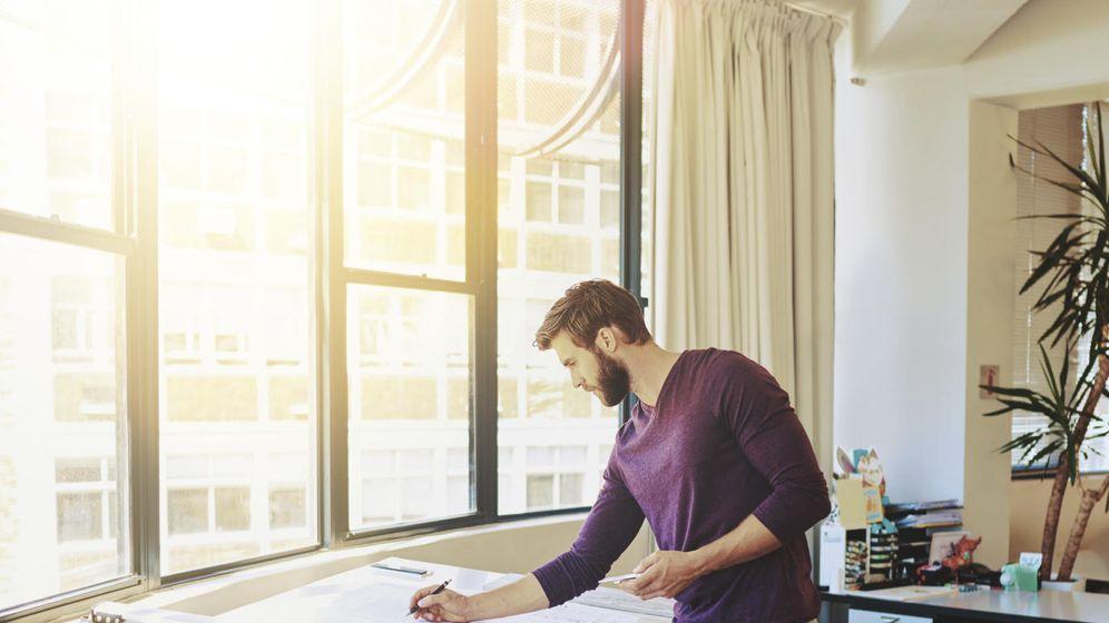 Foto: Tiene mucho menor riesgo de engordar que una persona sedentaria. (iStock)
