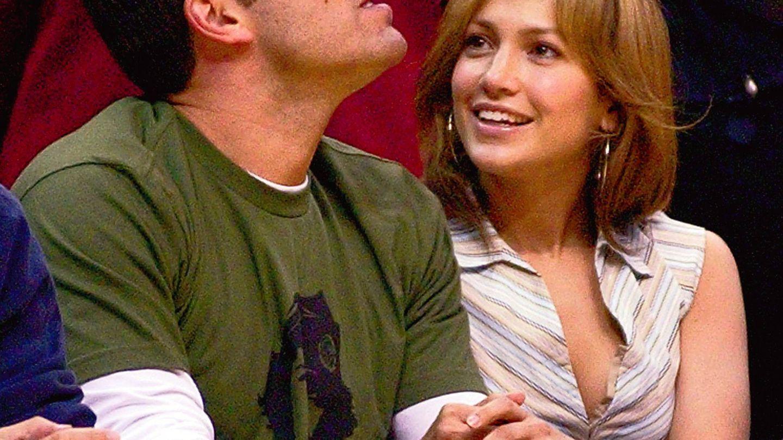 Jennifer López y Ben Affleck en una imagen de archivo. (Gtres)