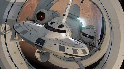 Proponen un nuevo motor espacial capaz de viajar a la velocidad de la luz