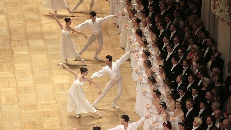 Fotogalería Una Noche En El Baile De La ópera De Viena