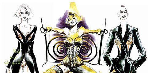 Sexo, religión y Gaultier: 20 años del Blond Ambition Tour