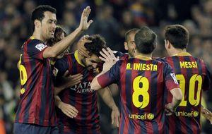 El Barcelona, el equipo que más eliminatorias ha ganado